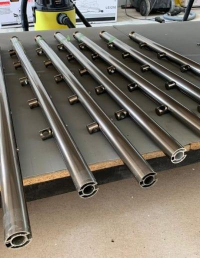 alumix zagreb priprema ograde balkon alumix izrada montaža pergola ograda