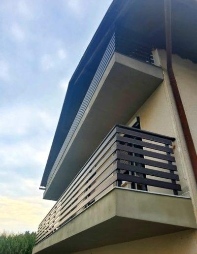 balkonske ograde alumix zagreb nova balkonska ograda kvaliteta metalna ograde izrada montaža ograde (15)