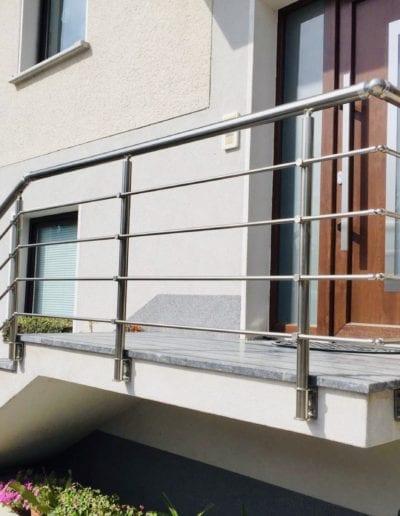 balkonske ograde alumix zagreb nova balkonska ograda kvaliteta metalna ograde izrada montaža ograde (2)