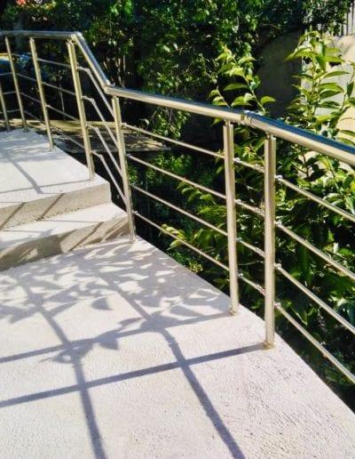 balkonske ograde alumix zagreb nova balkonska ograda kvaliteta metalna ograde izrada montaža ograde (3)