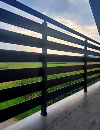 balkonske ograde alumix zagreb nova balkonska ograda kvaliteta metalna ograde izrada montaža ograde nove zagreb (7)