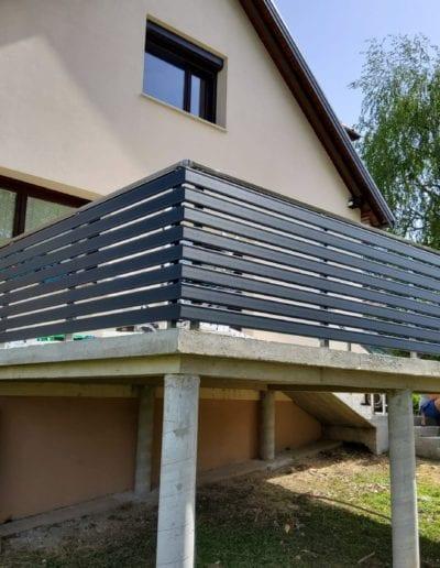 balkonske ograde alumix zagreb nova balkonska ograda kvaliteta metalna ograde izrada montaža ograde nove zagreb (9)
