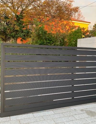 dvorišna vrata izrada dvorišnih vrata alumix zagreb dvorišna vrata izrada montiranje vrata montirati vrata