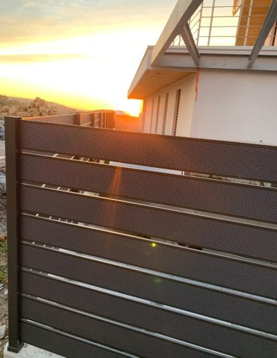 dvorišna vrata izrada dvorišnih vrata alumix zagreb dvorišna vrata izrada montiranje vrata ograda nova vrata