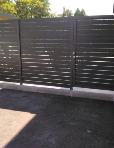dvorišna vrata izrada dvorišnih vrata alumix zagreb dvorišna vrata izrada montiranje vrata postavljanje
