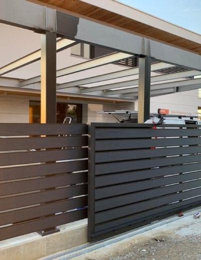 dvorišna vrata izrada dvorišnih vrata alumix zagreb dvorišna vrata izrada montiranje vrata zagrebačka