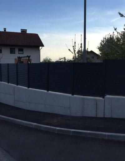 dvorišne ograde zagreb alumix nove ograde za dvorište montaža izrada dvorišne ograde zg (10)