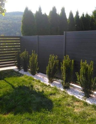dvorišne ograde zagreb alumix nove ograde za dvorište montaža izrada dvorišne ograde zg (19)