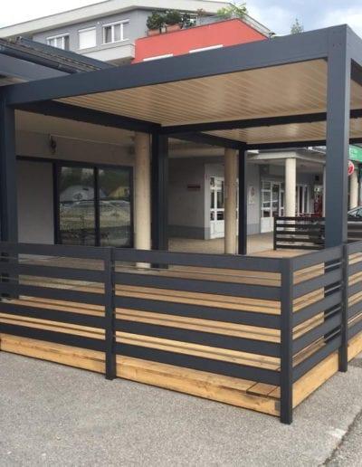 dvorišne ograde zagreb alumix nove ograde za dvorište montaža izrada dvorišne ograde zg (22)