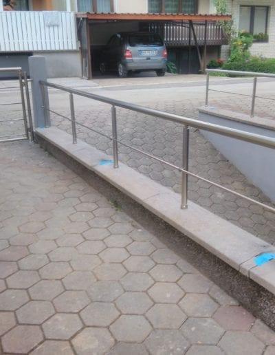 dvorišne ograde zagreb alumix nove ograde za dvorište montaža izrada dvorišne ograde zg (4)