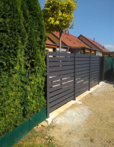 dvorišne ograde zagreb alumix nove ograde za dvorište montaža izrada dvorišne ograde zg nova metalna ograda kvaliteta (14)