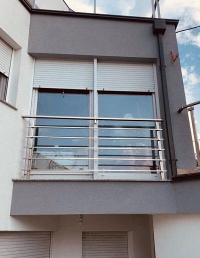 francuski blakoni postavljanje balkona motaža montiranje balkona metalni balon alumix zagreb balkoni novi