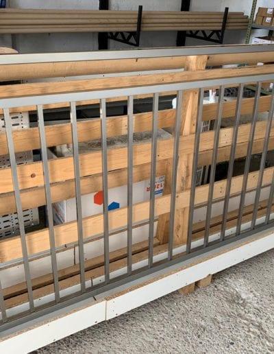 francuski blakoni postavljanje balkona motaža montiranje balkona metalni balon alumix zagreb balkoni novi balkon