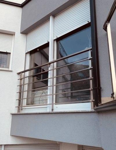 francuski blakoni postavljanje balkona motaža montiranje balkona metalni balon alumix zagreb balkoni postavljanje
