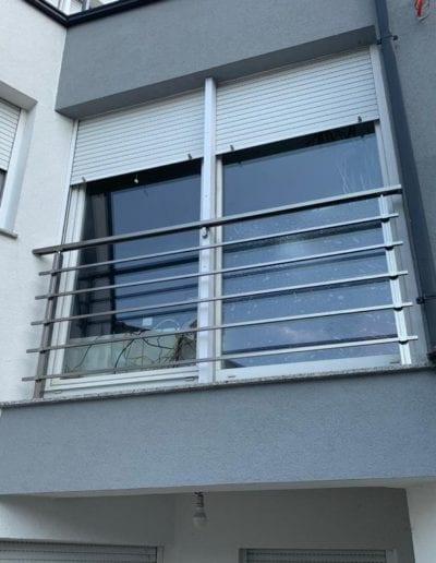 francuski blakoni postavljanje balkona motaža montiranje balkona metalni balon alumix zagreb balkoni zagrebačka