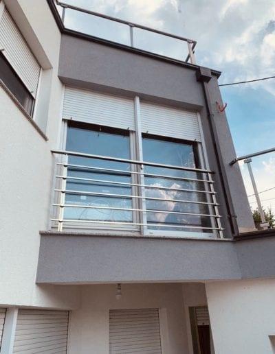 francuski blakoni postavljanje balkona motaža montiranje balkona metalni balon alumix zagreb balkoni zagrebačka balkonska ograda