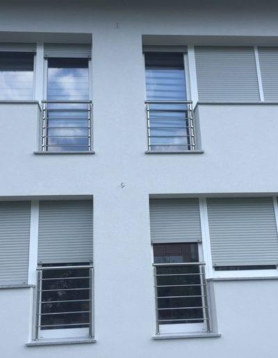 francuski blakoni postavljanje balkona motaža montiranje balkona metalni balon alumix zagreb balkoni zagrebačka balkonska ograda metalna ograda