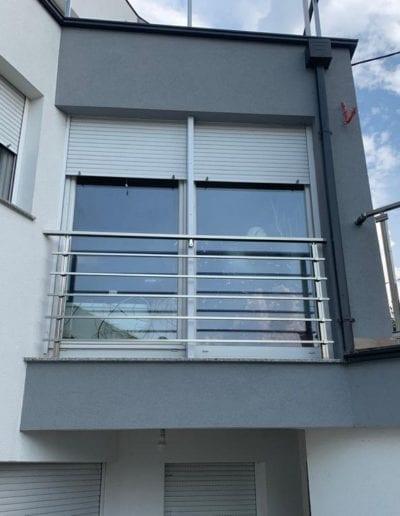 francuski blakoni postavljanje balkona motaža montiranje balkona metalni balon alumix zagreb balkoni zagrebačka postavljanje