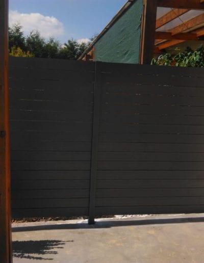 izrada dvorišne ograde zagreb alumix nove ograde za dvorište montaža izrada dvorišne ograde zg nova metalna ograda kvaliteta (10)