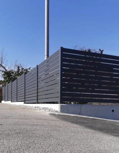 izrada dvorišne ograde zagreb alumix nove ograde za dvorište montaža izrada dvorišne ograde zg nova metalna ograda kvaliteta (23)