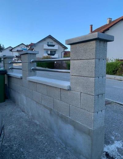 izrada dvorišne ograde zagreb alumix nove ograde za dvorište montaža izrada dvorišne ograde zg nova metalna ograda kvaliteta (4)