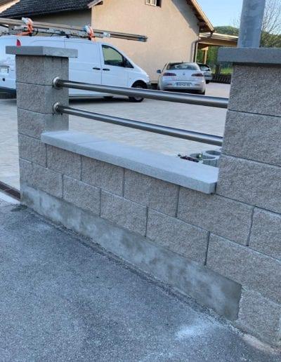 izrada dvorišne ograde zagreb alumix nove ograde za dvorište montaža izrada dvorišne ograde zg nova metalna ograda kvaliteta (7)