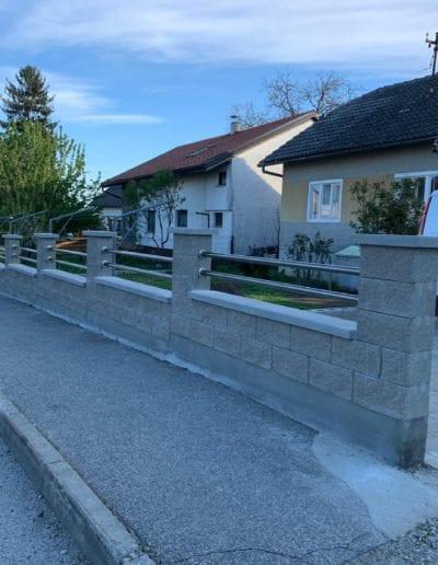izrada dvorišne ograde zagreb alumix nove ograde za dvorište montaža izrada dvorišne ograde zg nova metalna ograda kvaliteta (9)