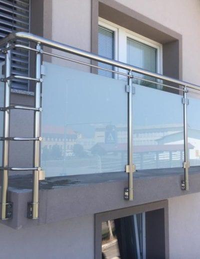 najbolje ograde nove staklene ograde balkon vani nutra ograda od stakla alumix zagreb vrhunske ograde izrada ograda (4)