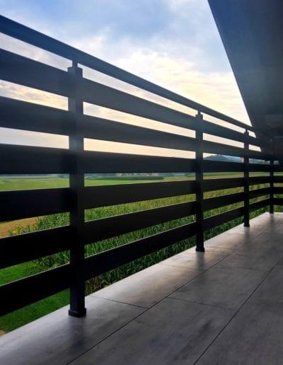 nove balkonske ograde alumix zagreb nova balkonska ograda kvaliteta metalna ograde izrada montaža ograde nove zagreb (13)