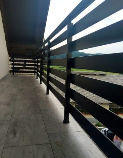 nove balkonske ograde alumix zagreb nova balkonska ograda kvaliteta metalna ograde izrada montaža ograde nove zagreb (14)