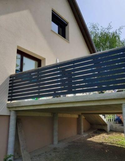 nove balkonske ograde alumix zagreb nova balkonska ograda kvaliteta metalna ograde izrada montaža ograde nove zagreb (15)