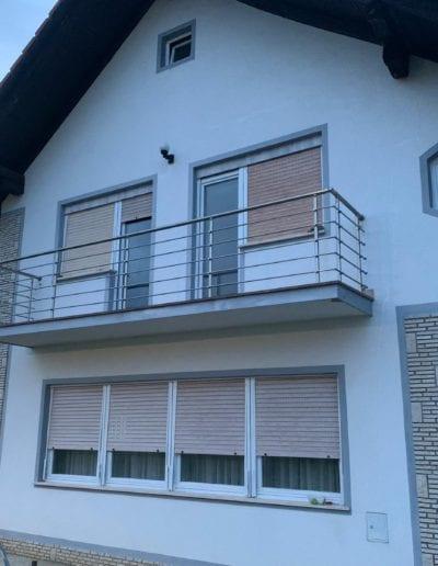 nove balkonske ograde alumix zagreb nova balkonska ograda kvaliteta metalna ograde izrada montaža ograde nove zagreb