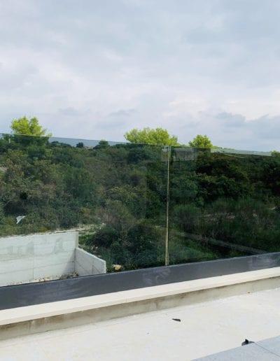 nove staklene ograde balkon vani nutra ograda od stakla alumix zagreb