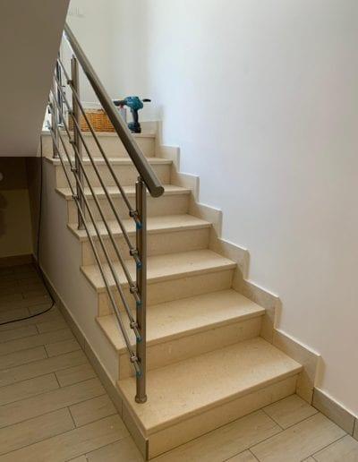 novo stepništa nova izrada stepeništa montaža stepenište metalno montiranje stepeništa izrada kvalitetna stepeništa izgradnja alumix azgreb