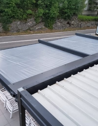 pergotenda izrada montaža pergotenda zagreb alumix postavljanje pergotende nadstrešnice montaža zagreb (10)