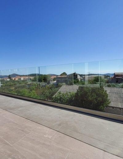 staklene ograde za balkon ili vani unutrašnjost ograde staklo ograda staklena ideje staklne ograde izrada montaža ograda od stakla zagreb alumix