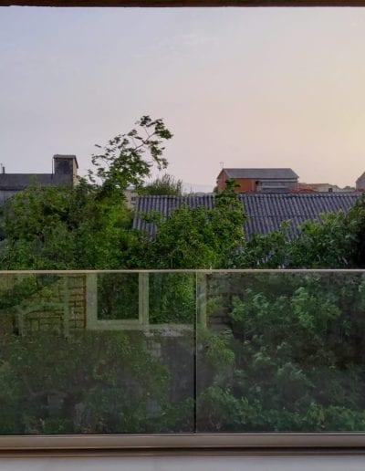 staklene ograde za balkon ili vani unutrašnjost ograde staklo ograda staklena ideje staklne ograde izrada montaža savjet izgradnja alumix zagreb kuća