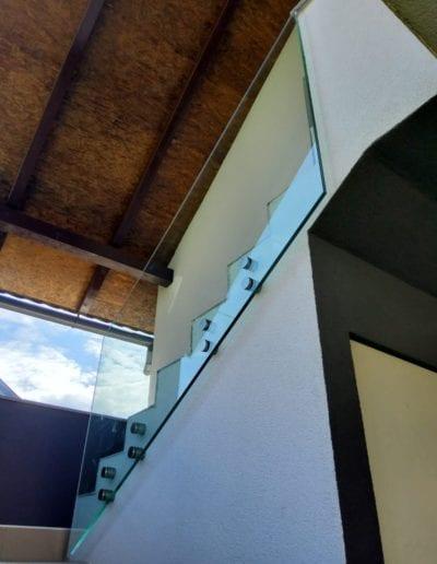 staklene ograde za balkon ili vani unutrašnjost ograde staklo ograda staklena ideje staklne ograde izrada montaža savjet izgradnja alumix zagreb super