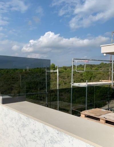 staklene ograde za balkon ili vani unutrašnjost ograde staklo ograda staklena ideje staklne ograde izrada montaža savjet izgradnja alumix zagreb trend