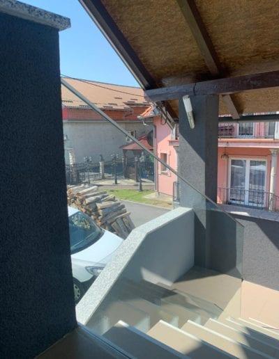 staklene ograde za balkon ili vani unutrašnjost ograde staklo ograda staklena ideje staklne ograde izrada montaža savjet izgradnja alumix zagreb zagrebačka vanii