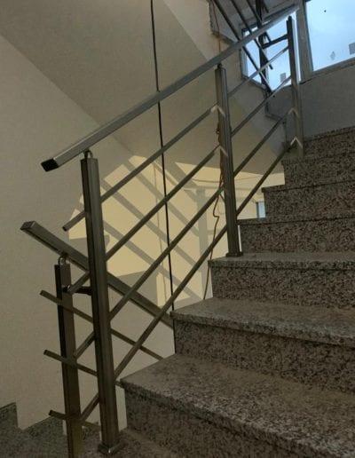 stepništa nova izrada stepeništa montaža stepenište metalno montiranje stepeništa izrada kvalitetna stepeništa izgradnja alumix azgreb