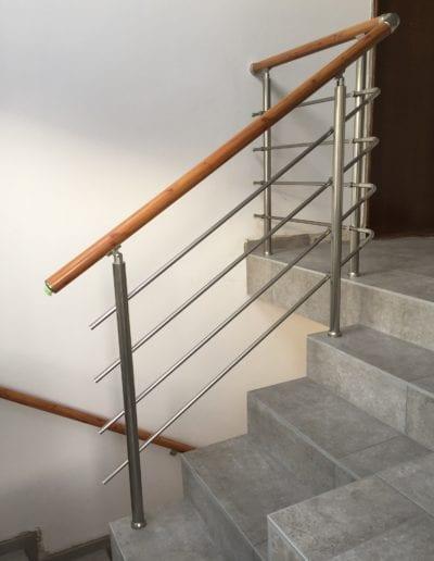 stepništa nova izrada stepeništa montaža stepenište metalno montiranje stepeništa izrada kvalitetna stepeništa izgradnja alumix azgreb ideja