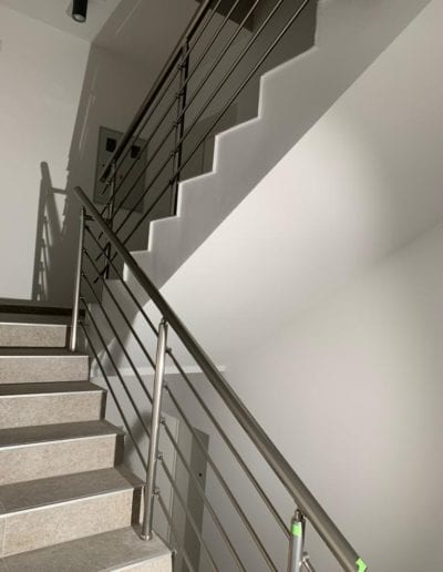 stepništa nova izrada stepeništa montaža stepenište metalno montiranje stepeništa izrada kvalitetna stepeništa izgradnja alumix azgreb ideja top