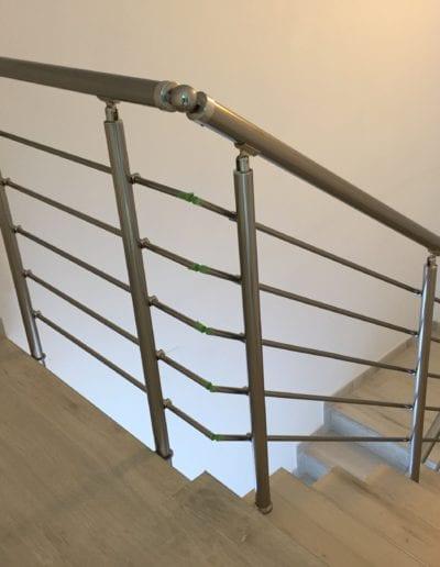 stepništa nova izrada stepeništa montaža stepenište metalno montiranje stepeništa izrada kvalitetna stepeništa izgradnja alumix azgreb montaža
