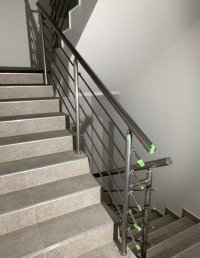 stepništa nova izrada stepeništa montaža stepenište metalno montiranje stepeništa izrada kvalitetna stepeništa izgradnja alumix azgreb novost