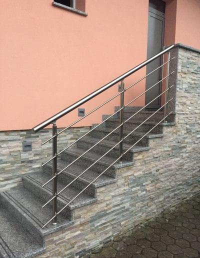 stepništa nova izrada stepeništa montaža stepenište metalno montiranje stepeništa izrada kvalitetna stepeništa izgradnja alumix azgreb roza