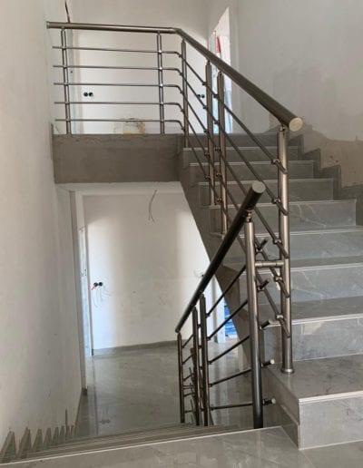 stepništa nova izrada stepeništa montaža stepenište metalno montiranje stepeništa izrada kvalitetna stepeništa izgradnja alumix azgreb stubište