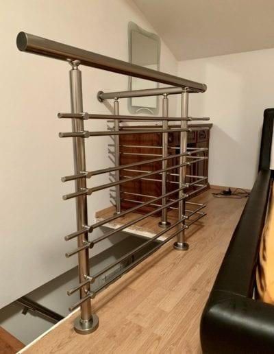 stepništa nova izrada stepeništa montaža stepenište metalno montiranje stepeništa izrada kvalitetna stepeništa izgradnja alumix azgreb unutarnje stepenice