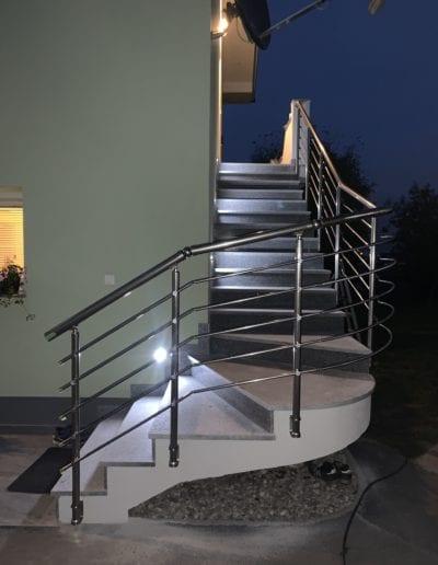 stepništa nova izrada stepeništa montaža stepenište metalno montiranje stepeništa izrada kvalitetna stepeništa izgradnja alumix azgreb zgrada
