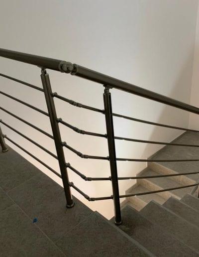 stepništa nova izrada stepeništa montaža stepenište metalno montiranje stepeništa izrada kvalitetna stepeništa izgradnja alumix novo